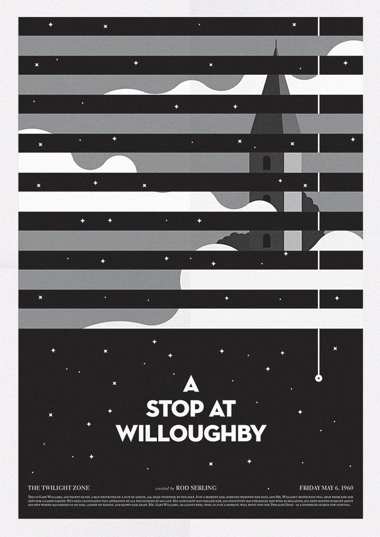 Twilight Zone Illustrations